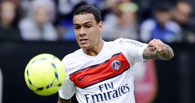 Gregory van der Wiel: Looking for revenge after cup exit