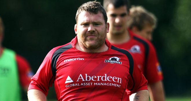 Allan Jacobsen: Will end 16-year rugby career next month