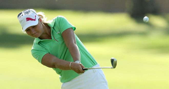Anna Nordqvist: 'Hunger back' for World No 27