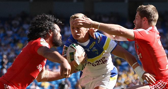 Brad Dwyer: Has made eight appearances for Warrington
