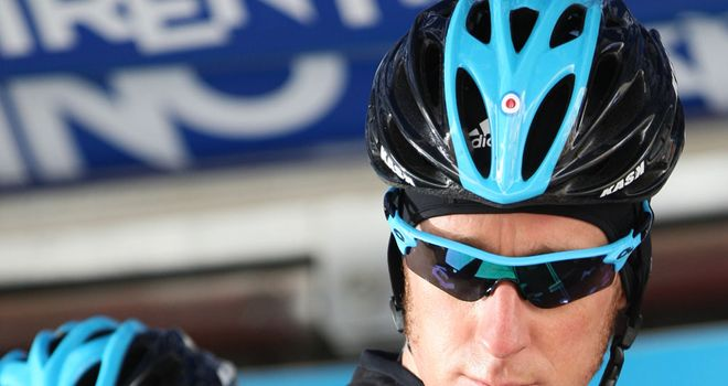 Sir Bradley Wiggins talks about his preparations for the Giro d'Italia in our first podcast