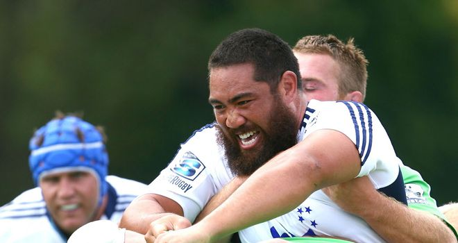 Charlie Faumuina: Facing a lengthy spell out
