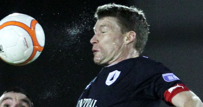 Darren Dods started the ball rolling in Falkirk's 4-0 victory over Cowdenbeath