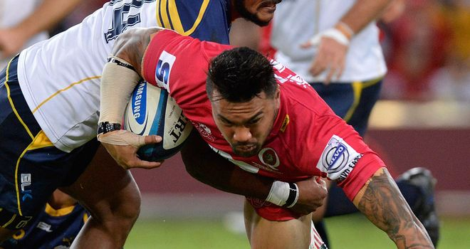 Digby Ioane: Two-year deal with Stade Francais