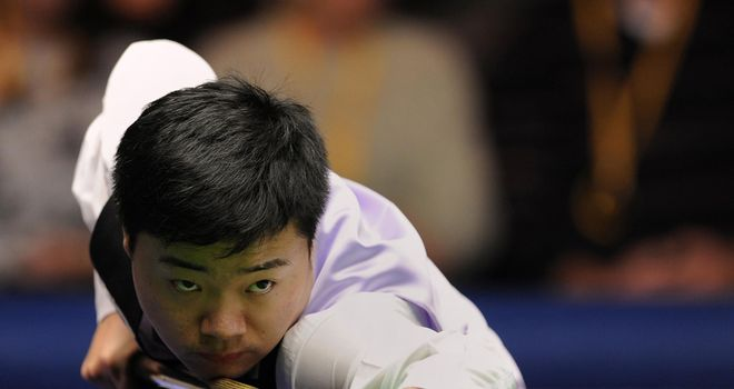 Ding Junhui: Fancing Xiao in all-China final