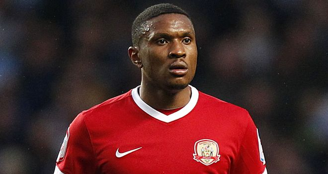 Kelvin Etuhu: An injury concern for Barnsley