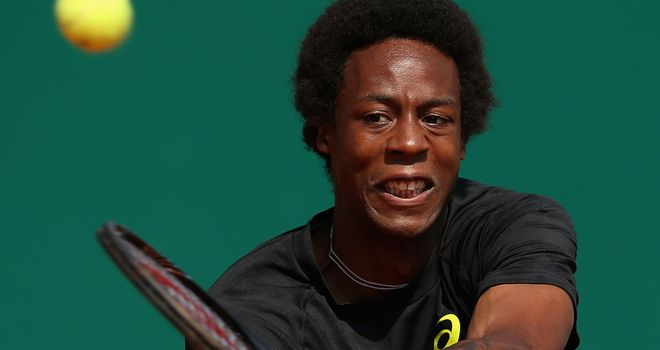 Gael Monfils: Progressed to last 16
