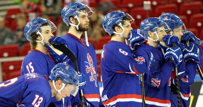 Great Britain: relegated to Division I Group B of the World Championships in April