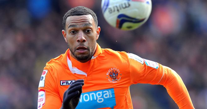 Matt Phillips: Hit the winner for Blackpool