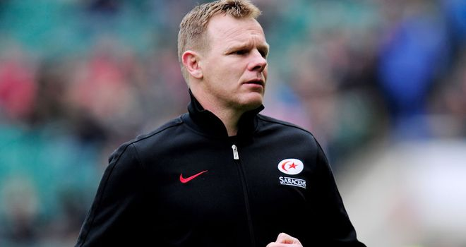 Mark McCall: Proud of the progress made by his Saracens side