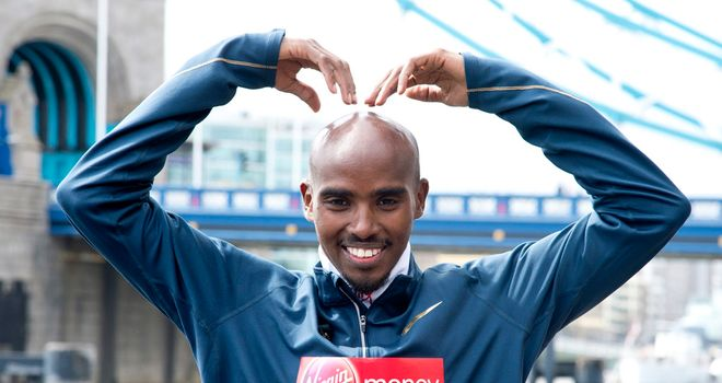 Mo Farah: Keen to race in London despite bombings at Monday's Boston Marathon