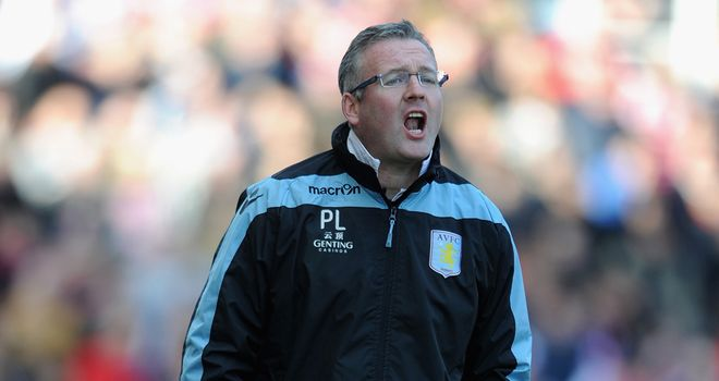 Paul Lambert: A number of times can be drawn into relegation dogfight