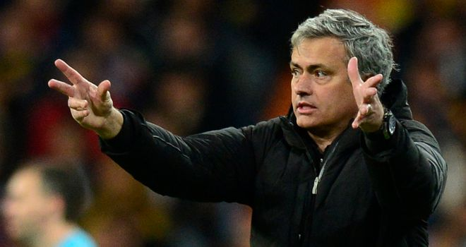 Jose Mourinho: His side can still finish the season on a high