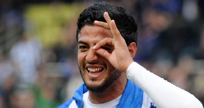 Carlos Vela: Secured a draw for Real Sociedad
