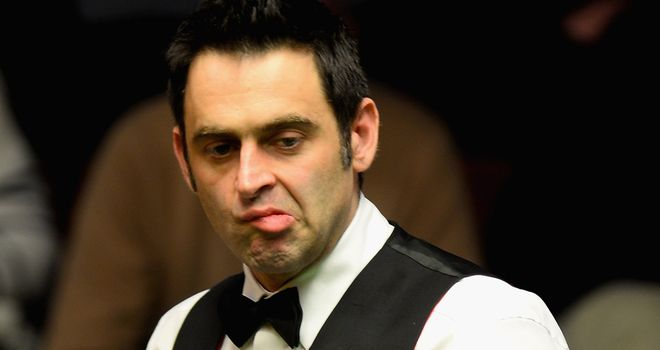 Ronnie O'Sullivan: In charge of his emotions
