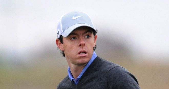 McIlroy: has two Majors to his name at the age of 23