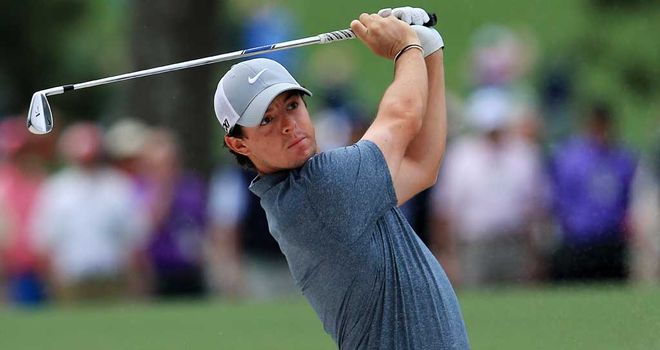 "Rory McIlroy: Relaid greens at Quail Hollow ""no big deal"""