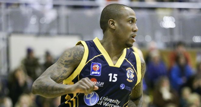 Alex Owumi: Bagged 23 points for Worcester Wolves on Friday night