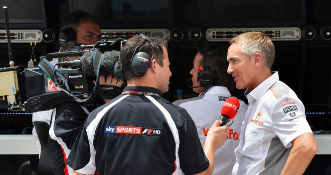 Martin Whitmarsh: Stands by decision to let Jenson Button and Sergio Perez race