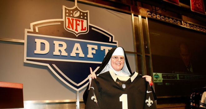 Some teams might be hoping for some devine intervention when it comes to the NFL draft