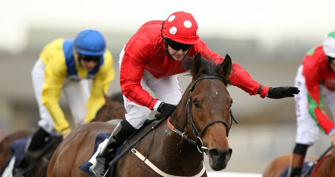 Garswood: Heads to Longchamp