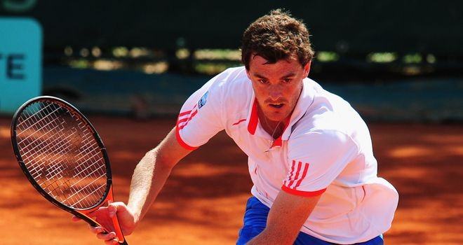 Jamie Murray: through to semi-final with doubles partner Colin Fleming