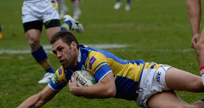 Joel Moon: Backed to ensure Leeds cross the line first on Monday
