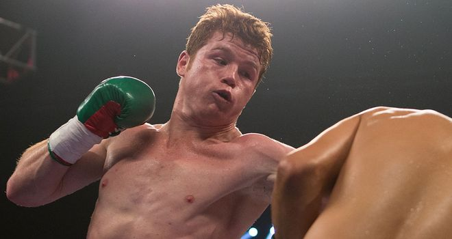 Saul Alvarez: Learning from past mistakes