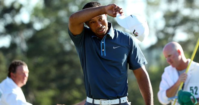 Tiger Woods: Lucky not to be disqualified?