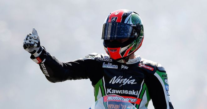 Tom Sykes: Clocked a best lap of one minute 38.592 seconds