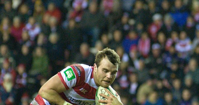 Greg Burke: Youngster signs new deal with Wigan Warriors