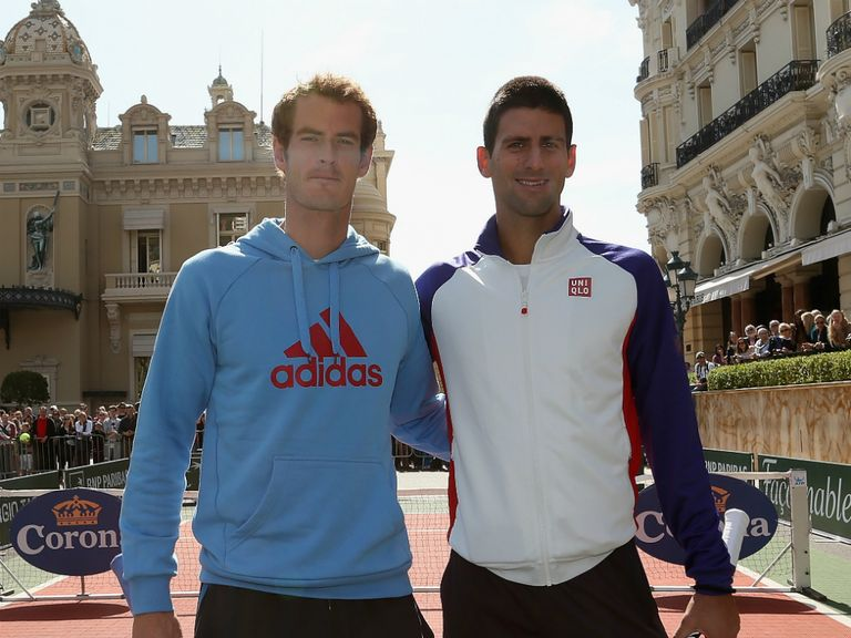 Andy Murray will play Novak Djokovic in New York tonight