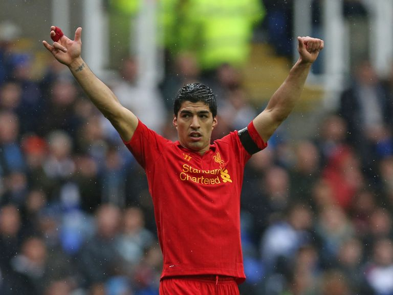 Luis Suarez: Has the 'mentality of a child', according to his former coach