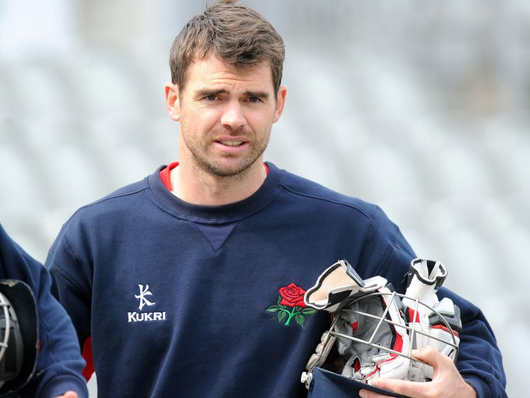 James Anderson: Glowing praise for Peter Moores