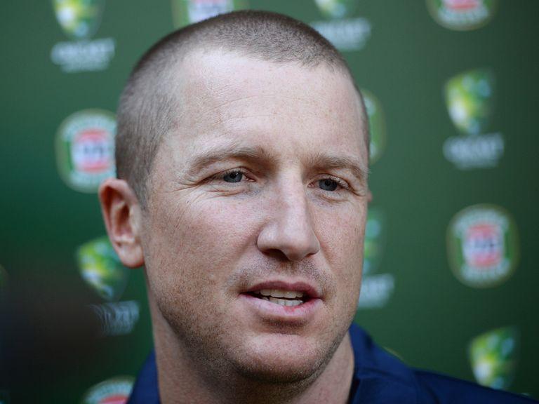 Haddin: Australia's vice-captain