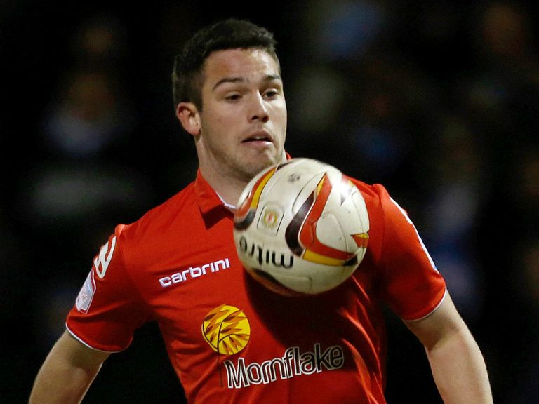 Bradden Inman: Move to Crewe completed