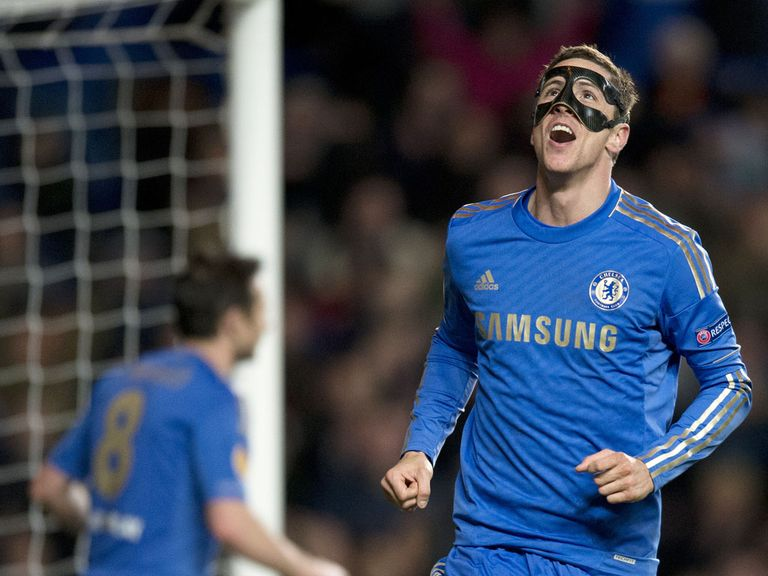 Torres: Wants to get back to his best