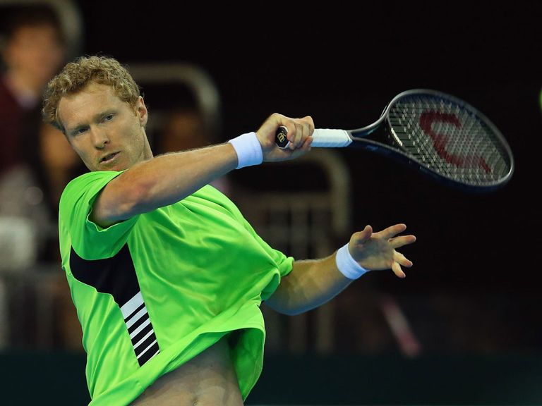Dmitry Tursunov: Lost to Rui Machado