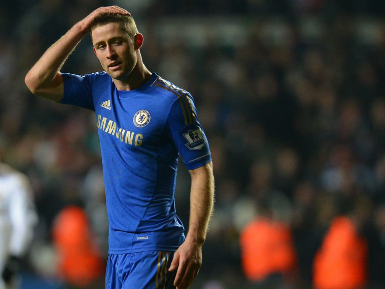 Gary Cahill: Strong finish needed from Chelsea