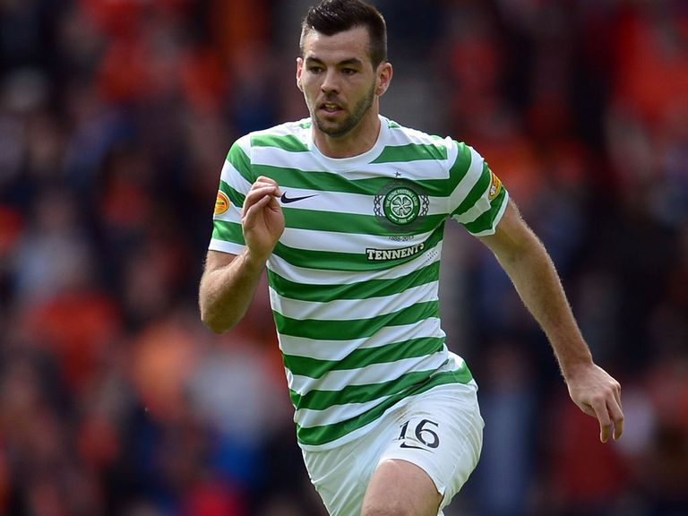 Joe Ledley: Happy at Celtic