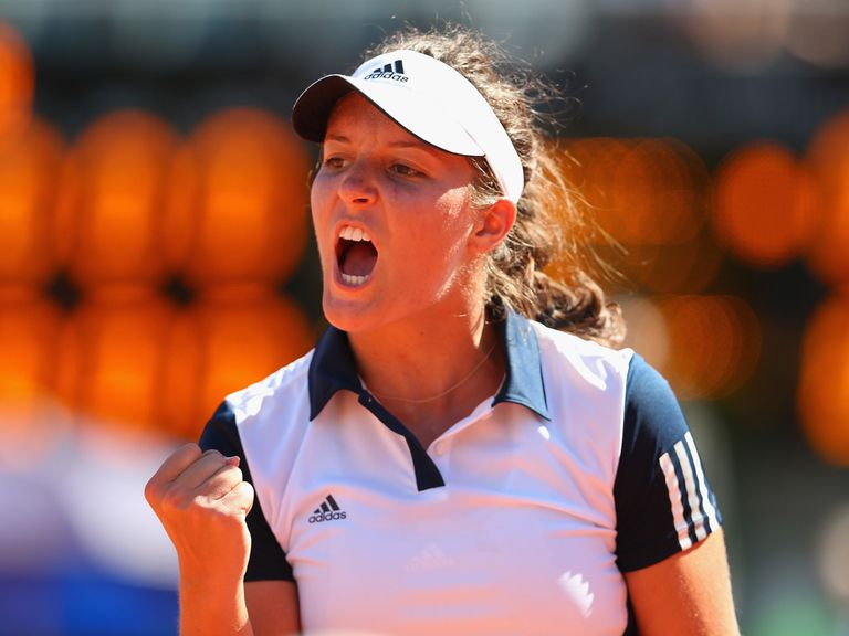 Laura Robson: Will play in the Aegon Classic