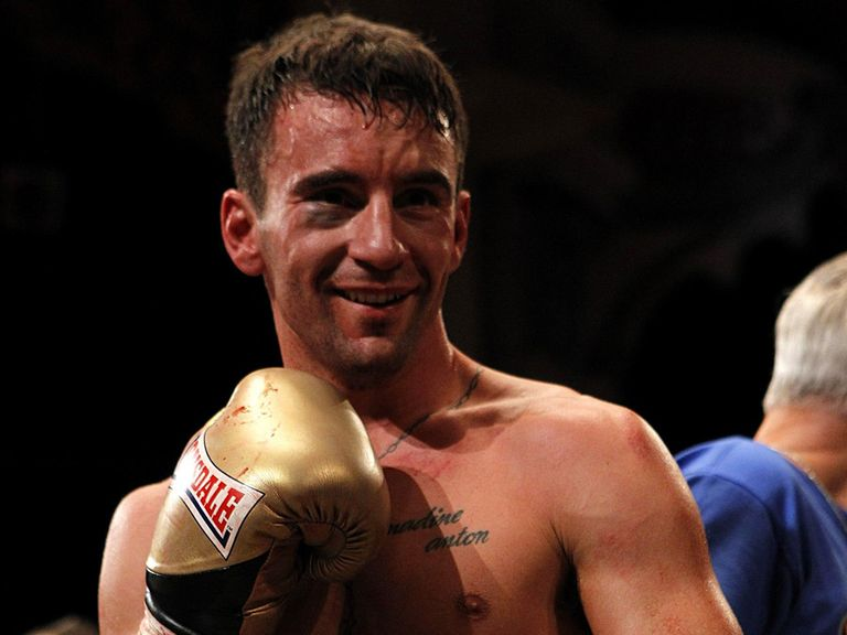 Lee Haskins: Successfully defended his title