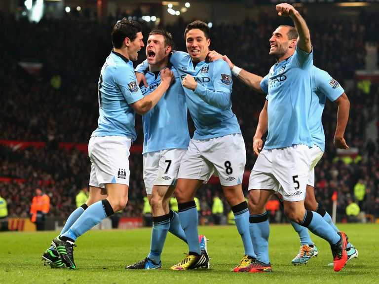 James Milner: Scored in the victory over Manchester United
