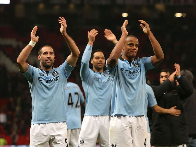 Kompany: Police investigating report of alleged racist abuse