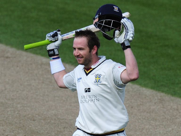 Mark Stoneman: Hit a half-century for Durham