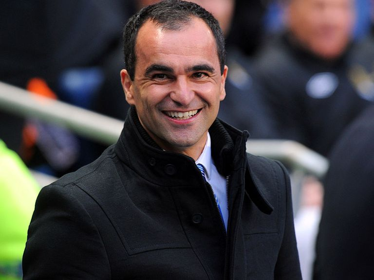 Roberto Martinez: Delighted with the form of Shaun Maloney