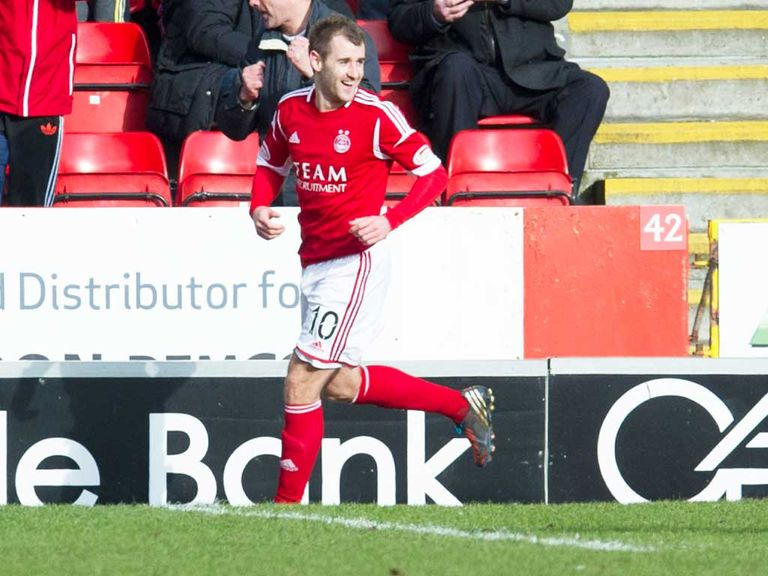 Niall McGinn: Putting importance on results
