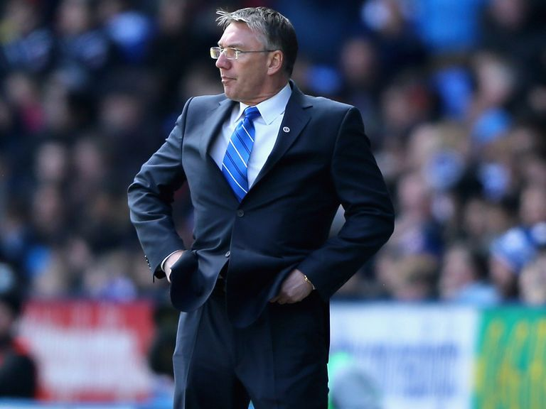 Nigel Adkins: Looking towards rebuilding his Reading squad for next season