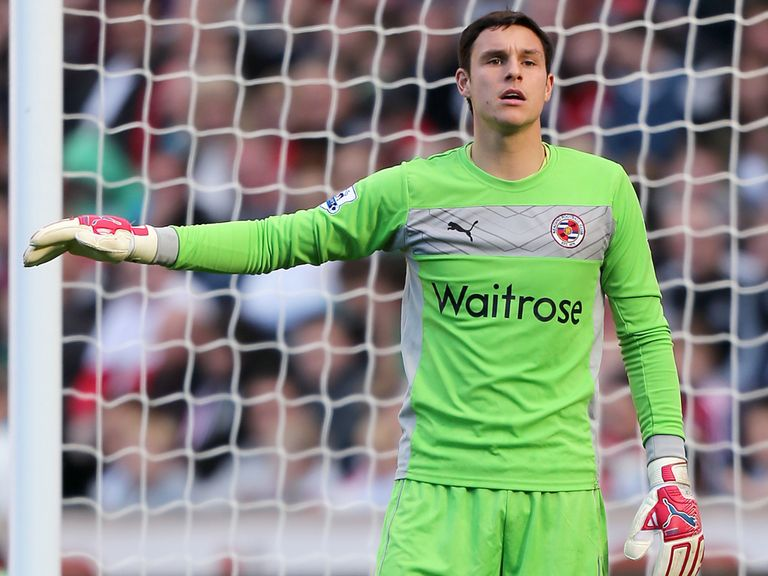 Alex McCarthy: Keeps impressing for Reading