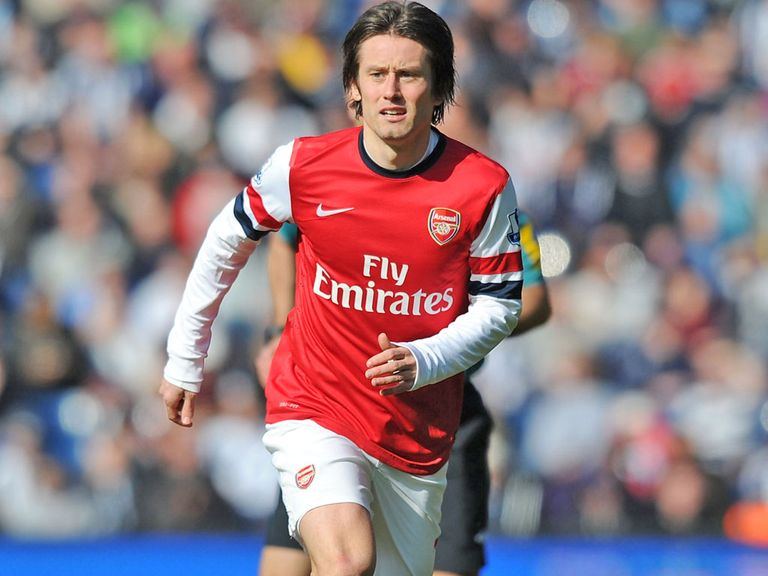 Thomas Rosicky: Expects Serge Gnabry to thrive at Arsenal